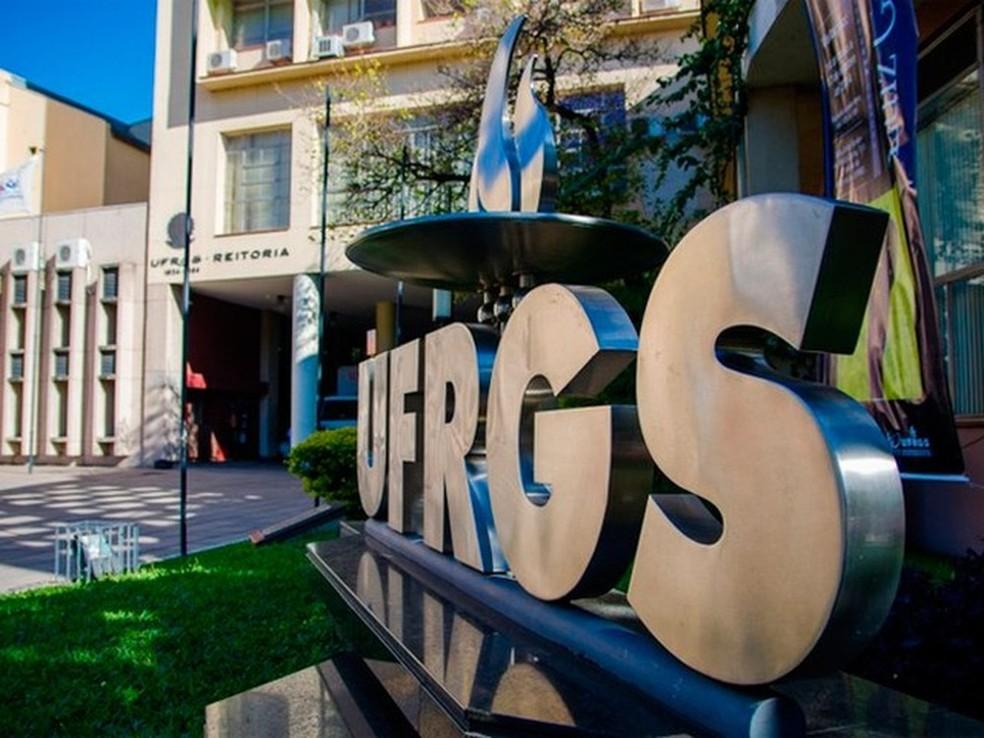 Aulas na UFRGS estão suspensas até 30 de junho �- Foto: Ramon Moser / Divulgação