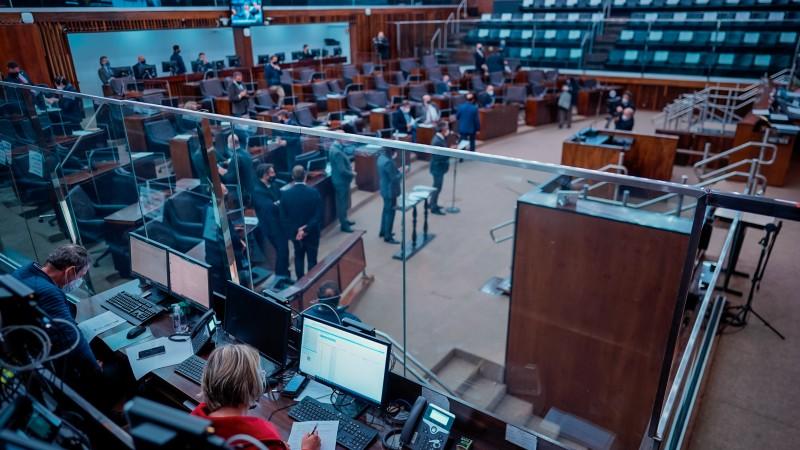Aprovação possibilita que Executivo encaminhe projeto de desestatização da Corsan - Foto: Joel Vargas / Agência ALRS / Divulgação