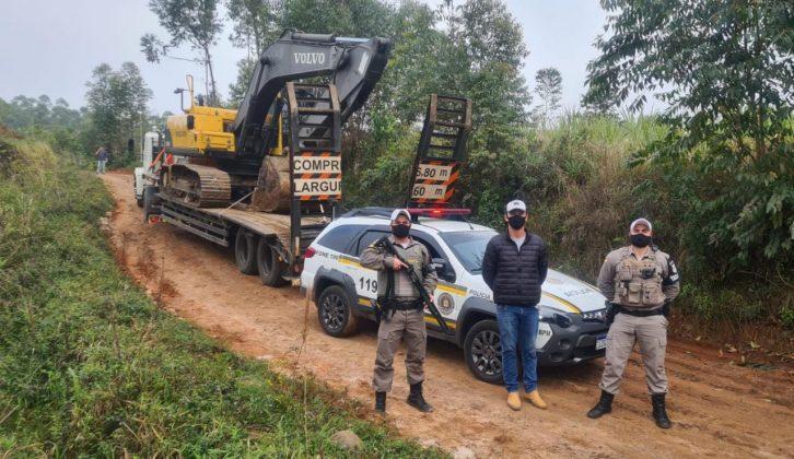 Foto divulgação: Brigada Militar