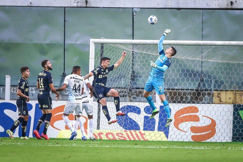 Peixe supera o Tricolor por 1 a 0 e sai do Z-4. Foto: Lucas Uebel/Grêmio FBPA